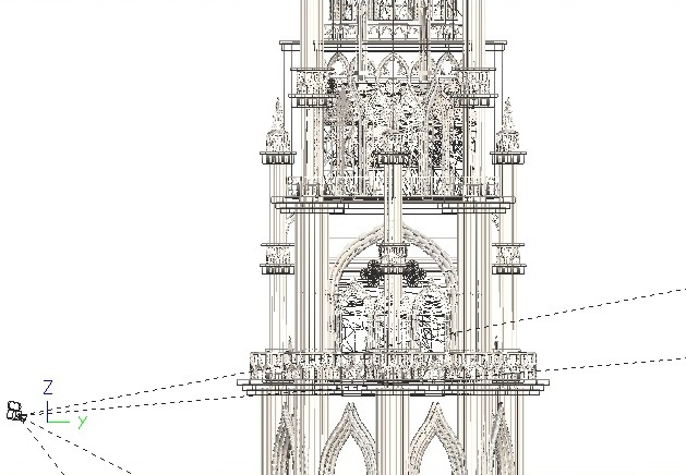 gothicconstruction Fantasy Gothic Tower