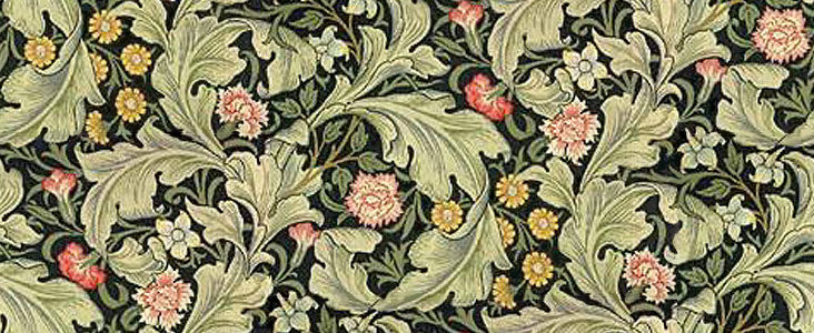 Tiling William Morris Wallpaper Backgrounds